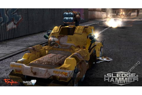 Sledgehammer / Gear Grinder - Tai game | Download game Đua xe