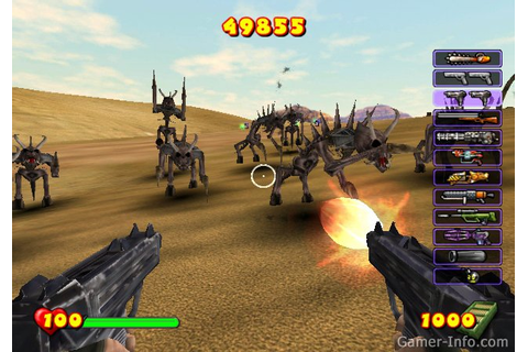 Serious Sam: Next Encounter (2004 video game)