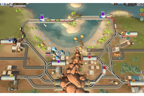 Train Valley Review - All Aboard!
