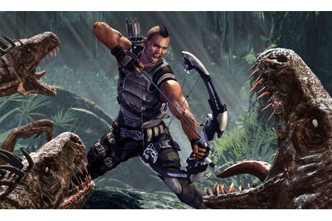 The Making Of Turok: Dinosaur Hunter - Feature - Nintendo Life