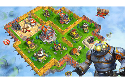 Sky clash: Lords of clans 3D for Android - Download APK free
