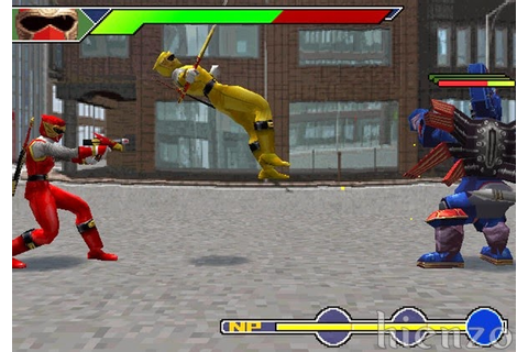 Power Rangers Ninja Storm PSX Game Download | Fully PC ...
