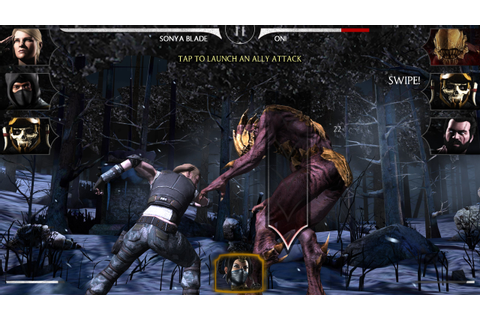MORTAL KOMBAT X – Games for Android – Free download ...