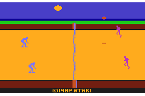 Volleyball (video Game) - JungleKey.com Wiki