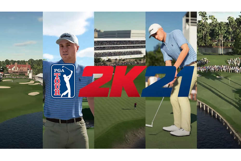 PGA Tour 2K21 Launches on August 21 on PS4, Xbox One ...