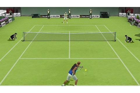 Smash Court Tennis 3 PSP Demo | Free PSP Demo Games