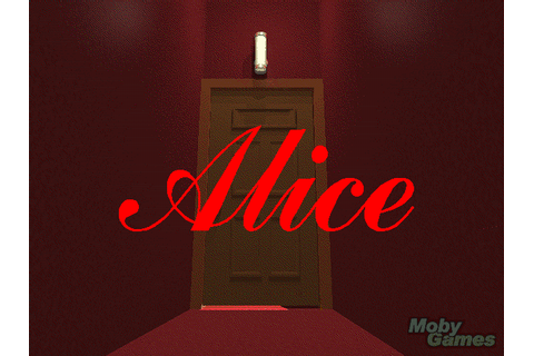 Download Alice: An Interactive Museum (Mac) - My Abandonware