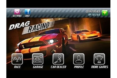 drag racing ANDROID game on PC ...