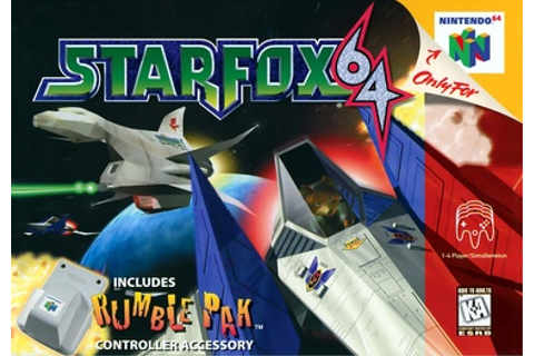 Star Fox 64 - Wikipedia