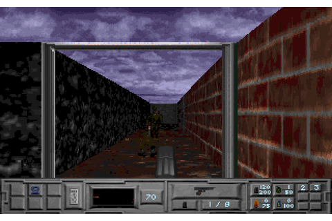 The Fortress of Dr. Radiaki Screenshots for DOS - MobyGames