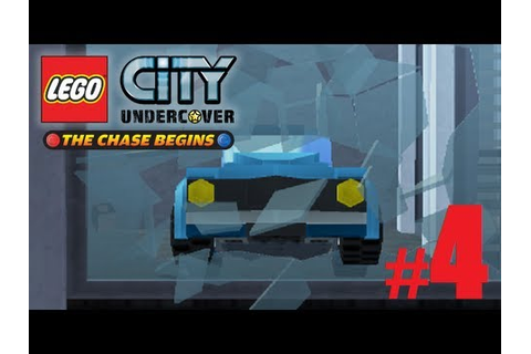 Lets Play Lego City Undercover The Chase Begins Nintendo ...