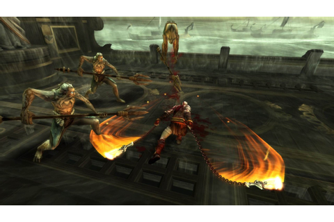 télécharger jeux gratuits: god of war ghost of sparta psp