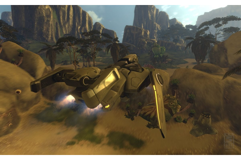 PAX 2010: Firefall – MMOFPS What? | Hardware Canucks