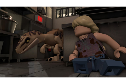 Lego Jurassic World Red Brick locations guide | GamesRadar+