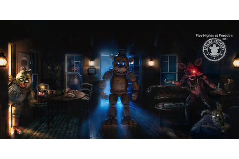 Five Nights at Freddy's AR DOWNLOAD