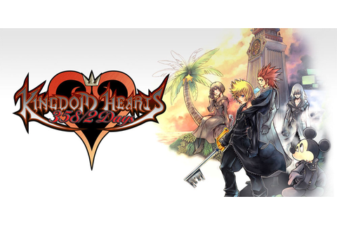 KINGDOM HEARTS 358/2 Days | Nintendo DS | Games | Nintendo