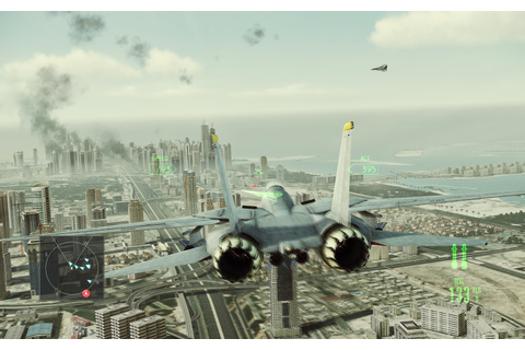 Download Ace Combat Assault Horizon ~ Download game ...
