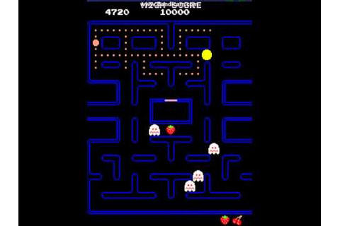 Pac-Man (Namco Classic Collection Vol.2) - YouTube
