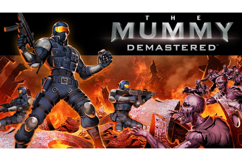 The Mummy Demastered Teaser Trailer - YouTube