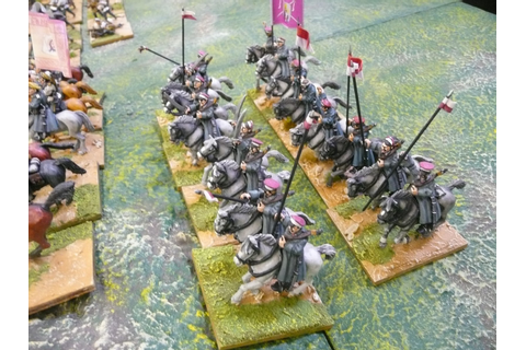 GA PA Great Northern War Gaming & Other Projects: Russian ...