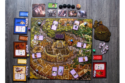 Review: Labyrinth The Board Game – adventure directed by ...