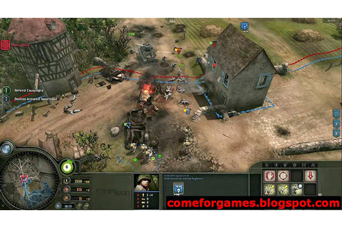 company of heroes tales of valor-reloaded full gam