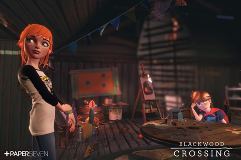PaperSeven Announces Release Date For Blackwood Crossing
