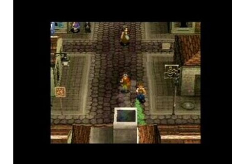 Arc the Lad III PlayStation Gameplay_1999_11_05 - YouTube