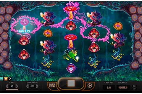 Free Magic Mushrooms Slot Review (Yggdrasil Gaming ...
