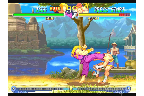 Street Fighter Alpha 2. Download and Play Street Fighter ...