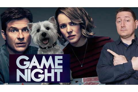 Game Night Movie Review - YouTube