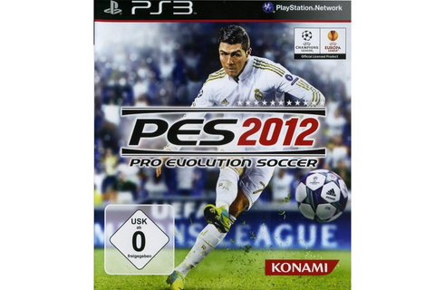 PS3 Used Game: Pro Evolution Soccer 2012 | Public