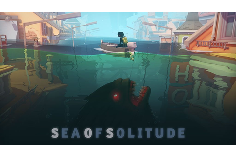 Introducing Our Second EA Originals Title - Sea of Solitude