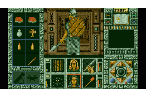 Crystal Dragon (1994) by Magnetic Fields Amiga game