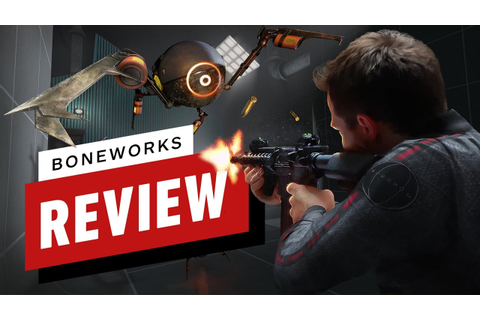 Boneworks Review - IGN