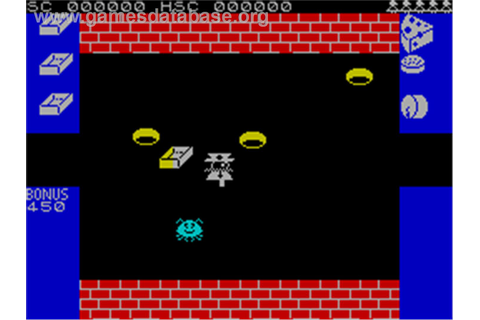 Mr. Wimpy: The Hamburger Game - Sinclair ZX Spectrum ...