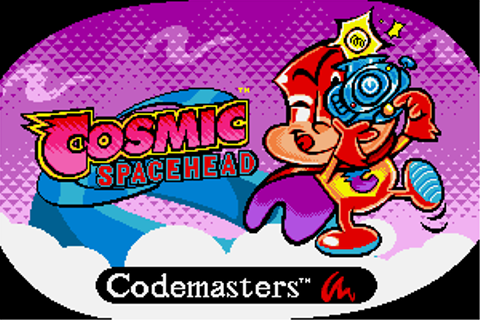 Download Cosmic Spacehead - My Abandonware