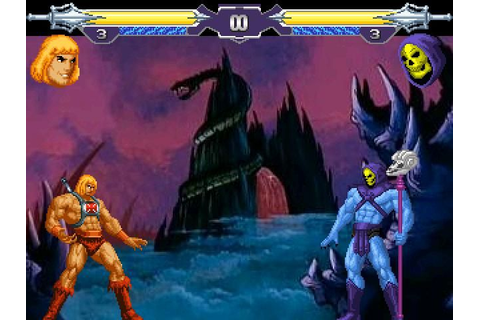 He-man & Thundercats stages | // Game Art | Pinterest