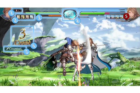 Granblue Fantasy: Versus closed beta test Player's Guide ...