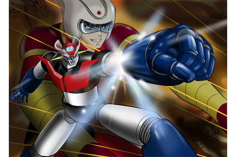 Mazinger Z (TV Mecha) | Mazinger Wiki | FANDOM powered by ...