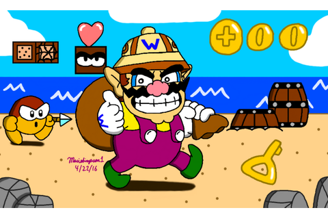 Wario Land: Super Mario Land 3 by MarioSimpson1 on DeviantArt