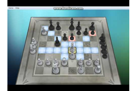 Chess Titans Game 2 - YouTube
