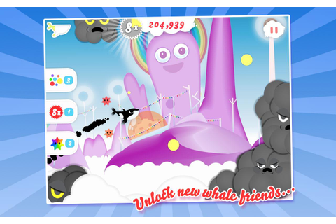 Whale Trail Frenzy - Android Apps on Google Play