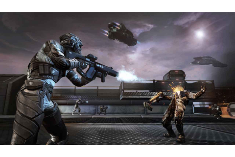DUST 514® Free-to-Play on PS3 | Official PlayStation™Store US