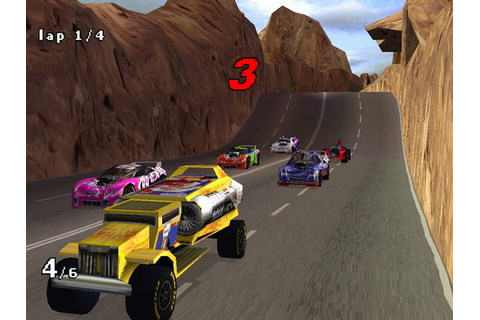 Download Nascar Rumble PS1 ISO Full Version - SPACEXZONE