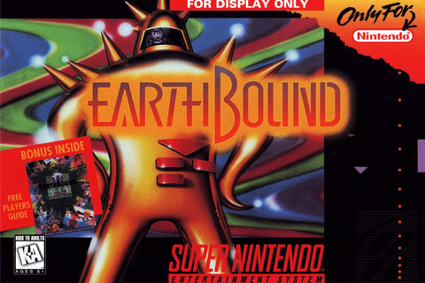 Why did Nintendo quash a book about EarthBound's ...
