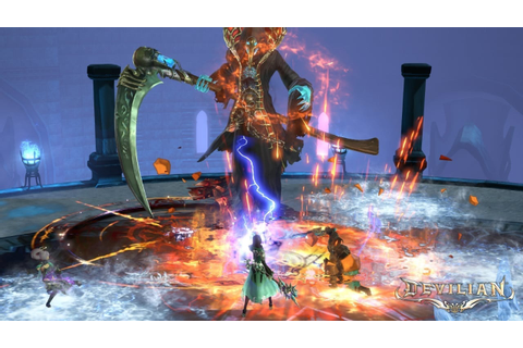 Devilian - New action online game from Trion Worlds is now ...