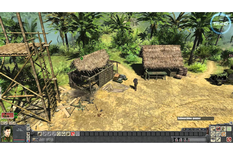 Men of War: Vietnam HD gameplay - YouTube