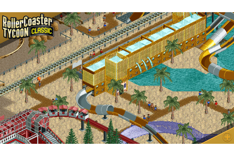 Classic 'RollerCoaster Tycoon' comes to iOS and Android