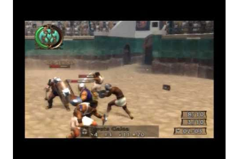 Colosseum Road To Freedom Gameplay Day 1 / part 1 - YouTube